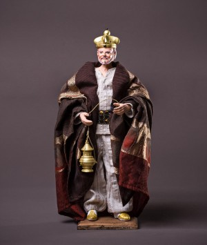 Santon le roi mage Gaspard