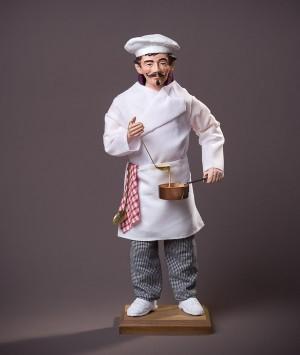 Santon le Cuisinier