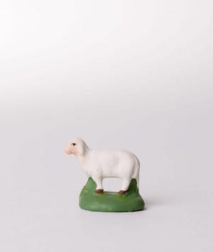Santon le mouton debout