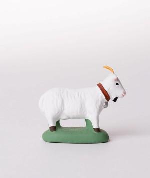 Santon la chèvre blanche
