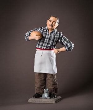 Santon Raimu boulanger