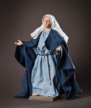 Santon La Vierge Marie debout